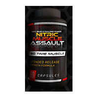 Nitric Muscle Assault Formula – Feel The Power Of Getting Ripped