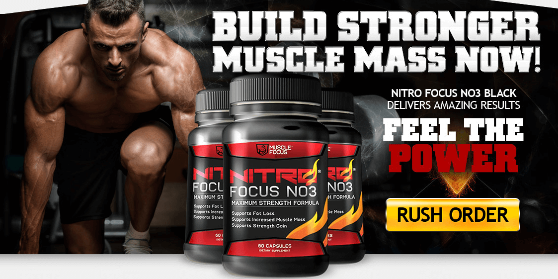 Nitrofocus No3 Muscle Archives - Muscle Building Review
