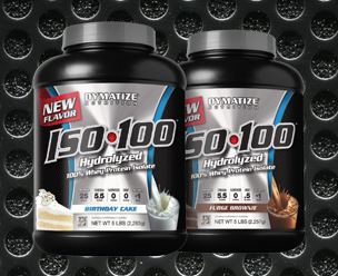 ISO 100 Protein Review