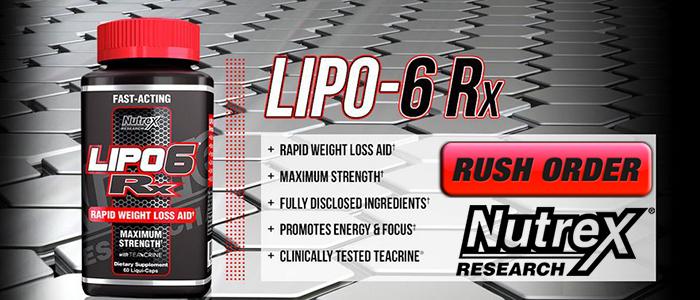 Lipo 6 RX Review