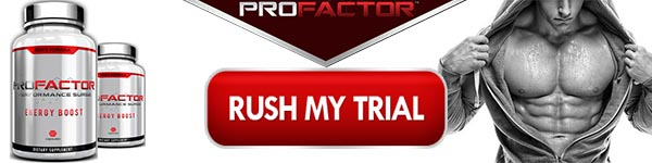 Profactor Performance Surge Footer