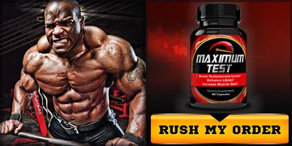 Maximum Test Testosterone