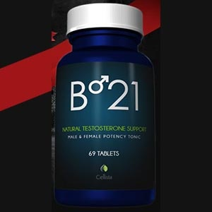B21 Testosterone Featured