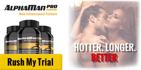 AlphaManPro Natural Male Enhancement
