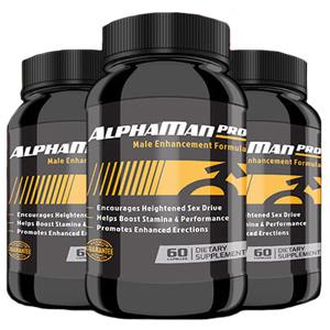 AlphaManPro Supplement