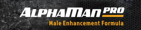 AlphaManPro Male Enhancement