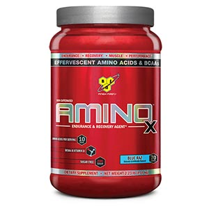 Amino X BSN Review
