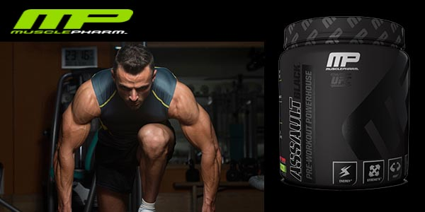 Buy Musclepharm Black