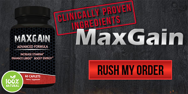 MaxGain Testosterone Booster