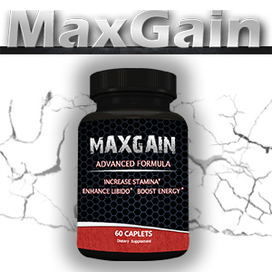MaxGain Energy Booster