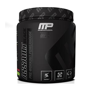 Musclepharm Black Review