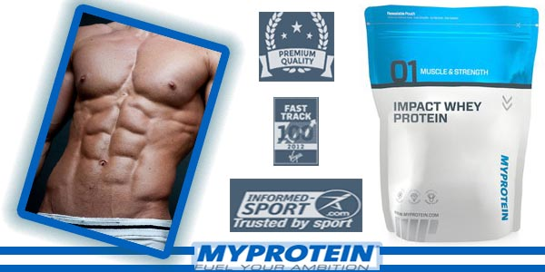 Myprotein Whey Supplement