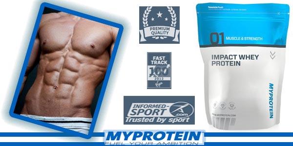 Myprotein Whey Supplement