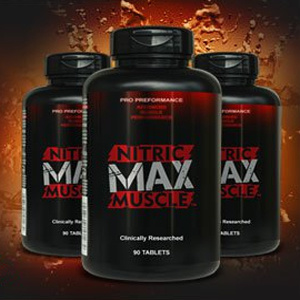 Nitric Max Muscle Testosterone