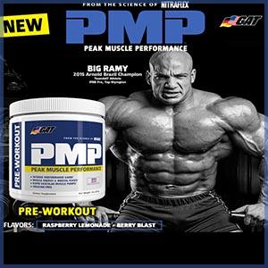 GAT PMP Peak Muscle Performance
