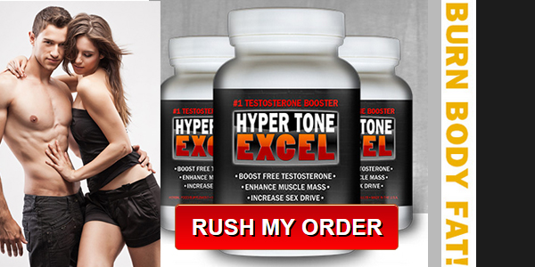 Hypertone Excel Testosterone Booster