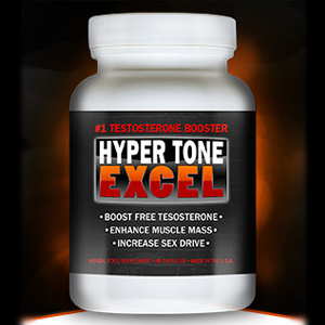 Hypertone Excel Supplement