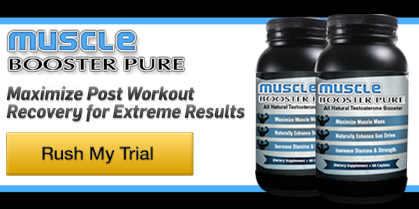Muscle Booster Pure Post Workout