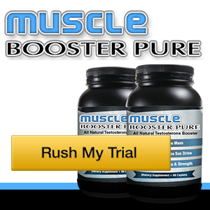 Muscle Booster Pure
