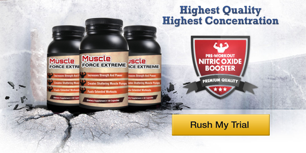 Muscle Force Extreme Workout Booster