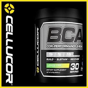 Cellucor BCAA