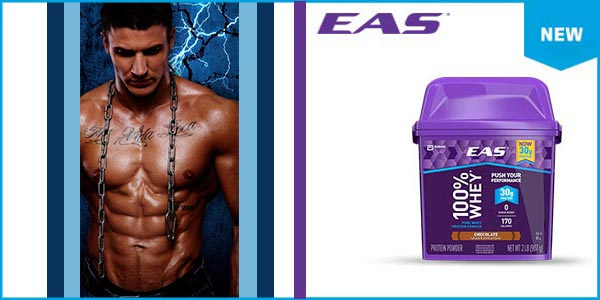 EAS Whey Protein Amazon
