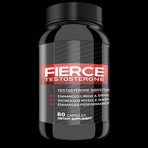 Fierce Testo Testosterone