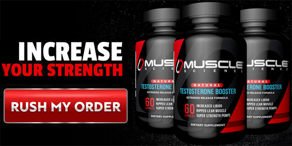 Muscle Science Testosterone Booster