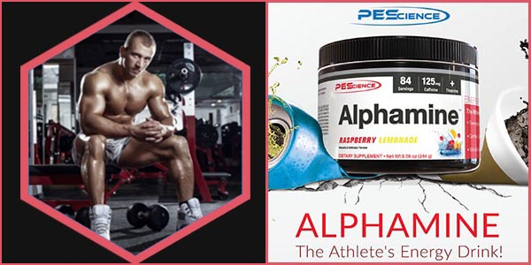 PEScience Alphamine Amazon