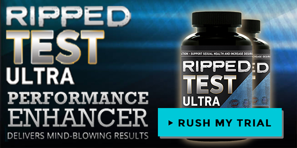 Ripped Test Ultra Workout