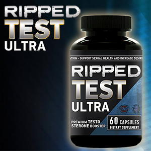 Ripped Test Ultra Muscle