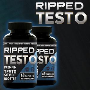 Ripped Testo Workout
