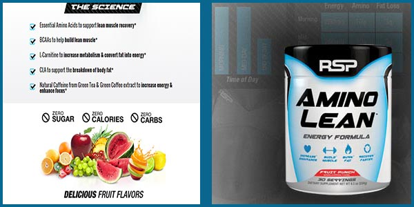 Amino Lean Reviews