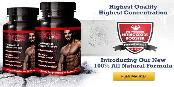 Extreme Ultra Burn Testosterone