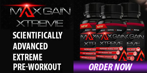 Max Gain Xtreme Workout