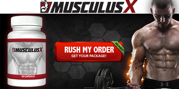 Musculus X Testosterone Booster