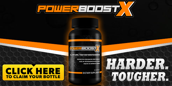 Power BoostX Testosterone Booster
