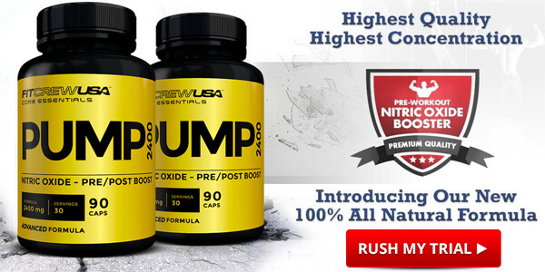 Pump 2400 Muscle Builder