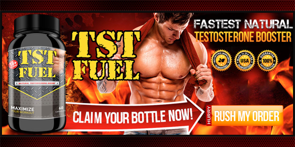 TST Fuel Testosterone Booster
