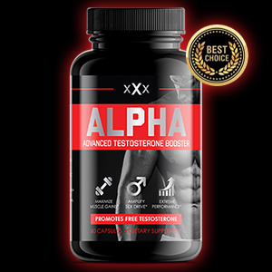 X Alpha Muscle Testosterone