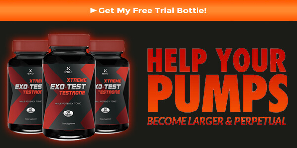 Xtreme Exo Test Workout Supplement