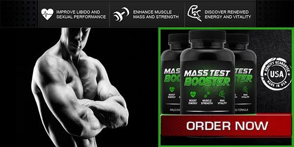 Mass Test Booster Supplement