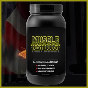Muscle Test Boost