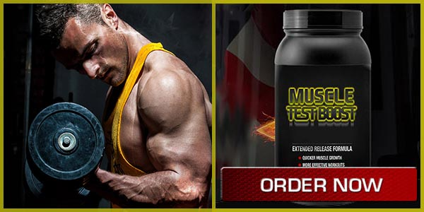 Muscle Test Boost Review