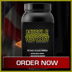 Muscle Test Boost Supplement
