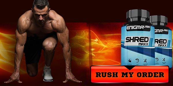 shred maxx muscle supplement