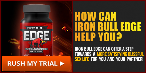 Iron Bull Edge Testosterone Enhancement