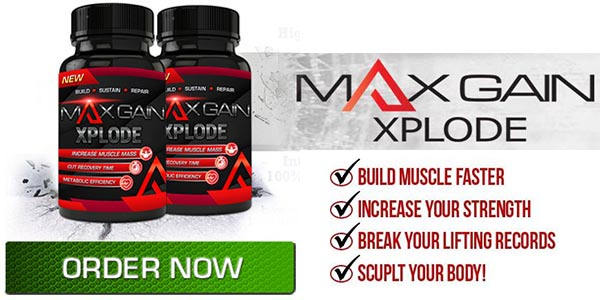 maxgain xplode trial