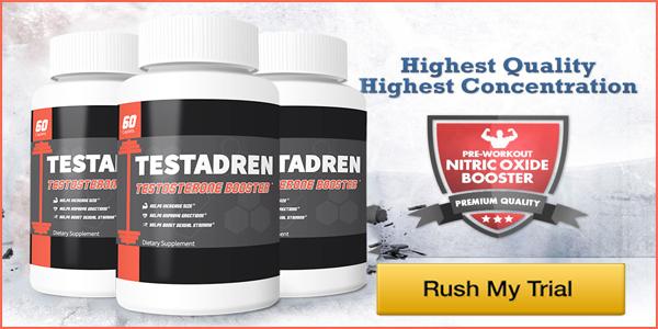 Testadren Testosterone Booster