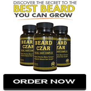 beard czar facial hair complex